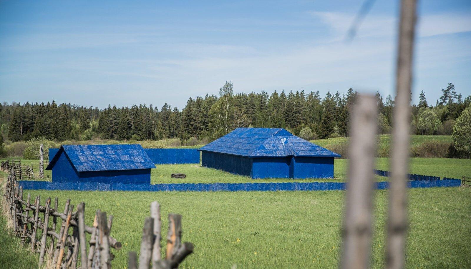 Üks võimalus Eestis elamus saada on Filmi Vargamäe.