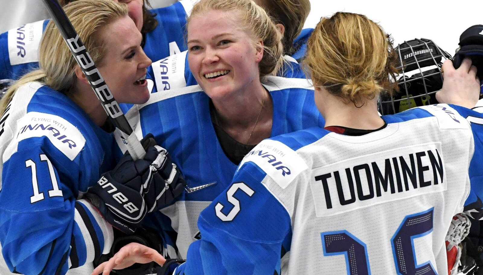 Soome naiskond tähistamas