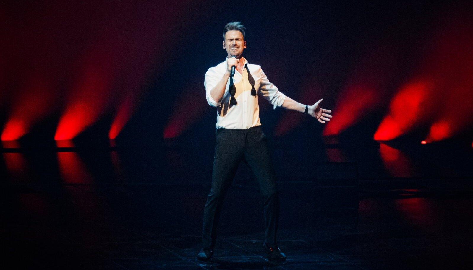Eurvisioon, eurovision 2021 Rotterdam.
