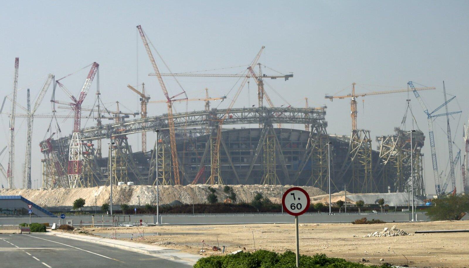 FIFA World Cup 2022 Stadiums in Doha