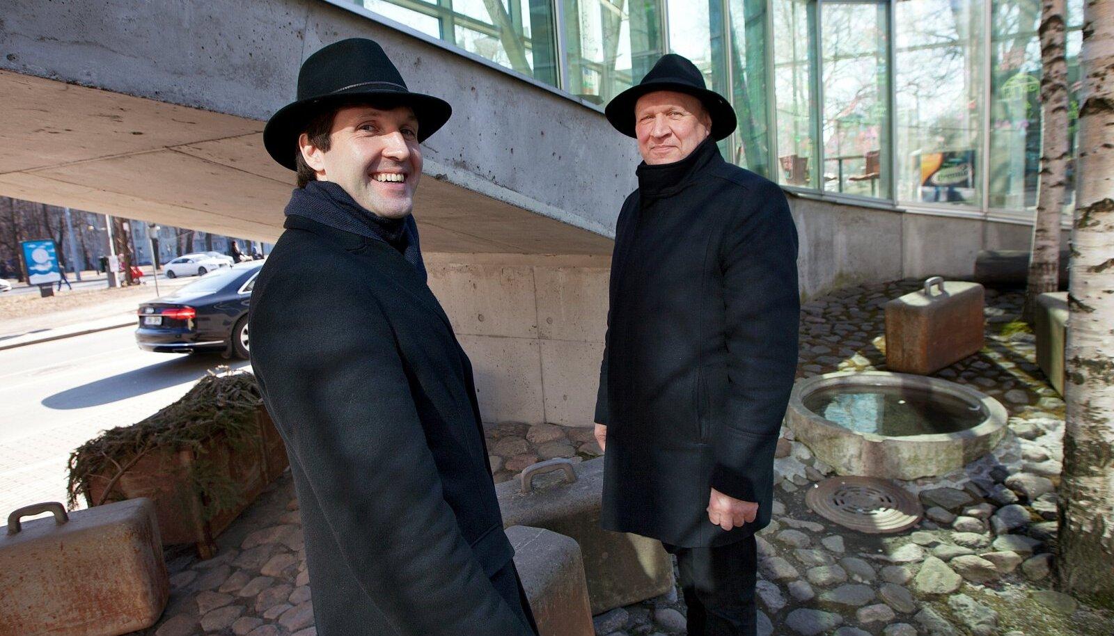 Mart ja Martin Helme