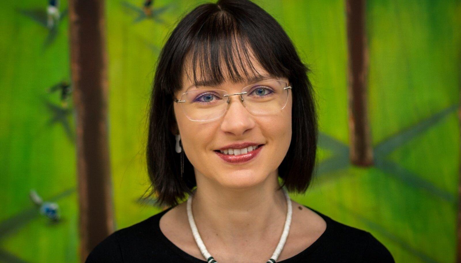 NJORD Advokaadibüroo partner Triinu Hiob.