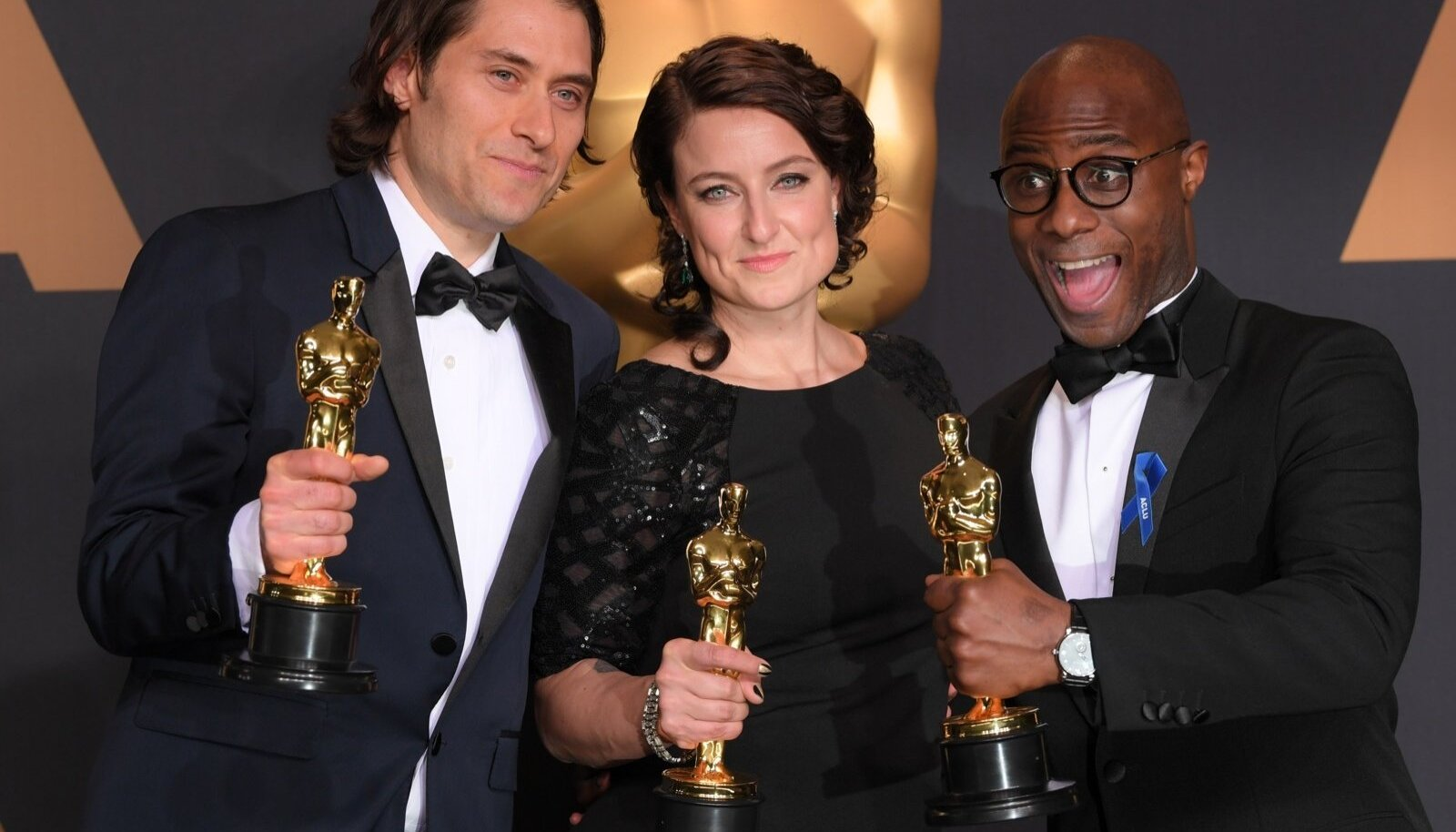 89th Annual Academy Awards, Press Room, Los Angeles, USA - 26 Feb 2017