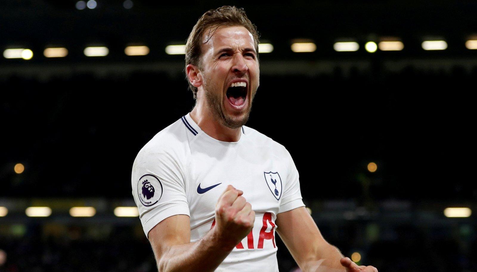 Harry Kane lööb ka edaspidi väravaid just Tottenhami eest.