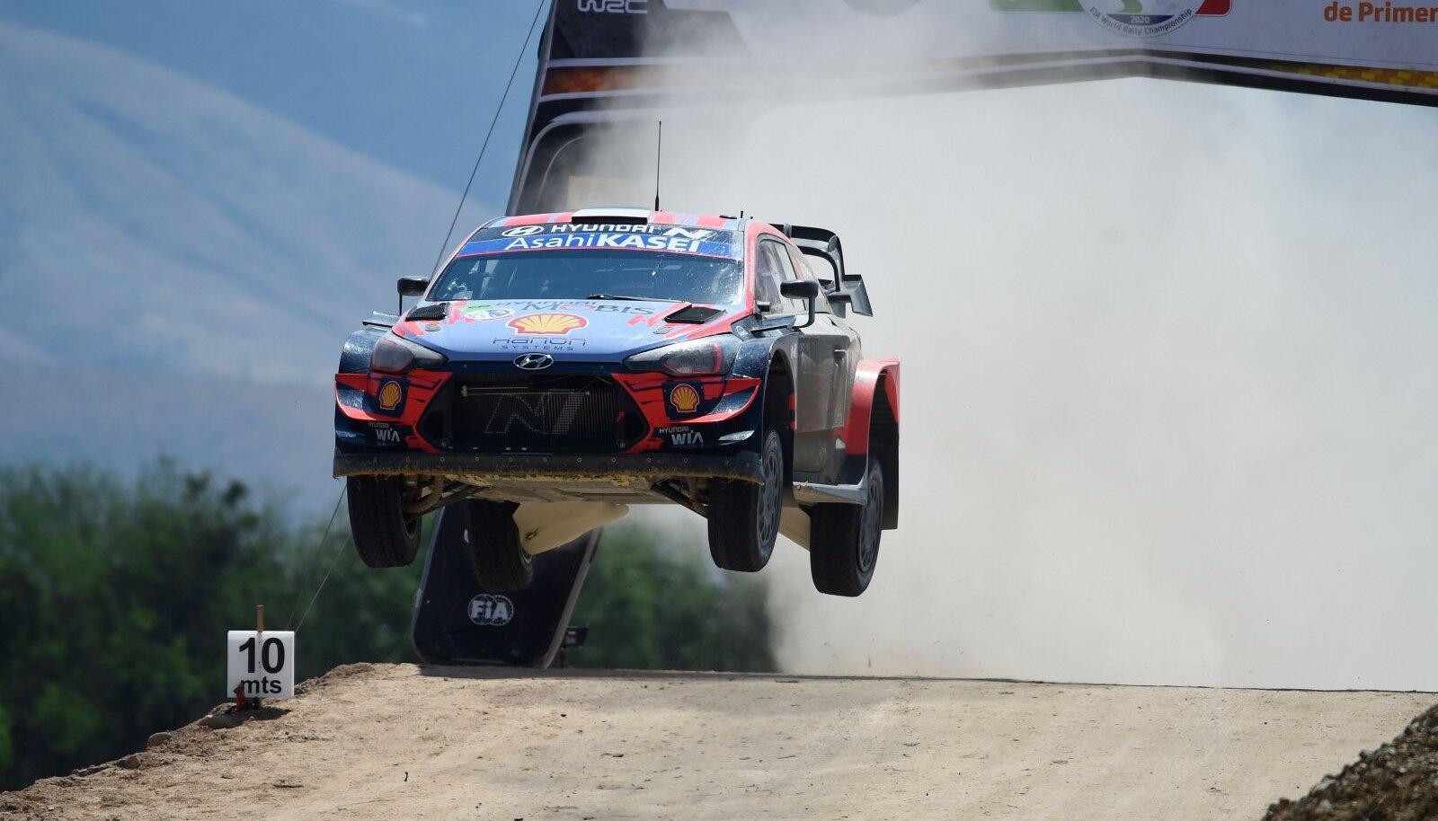 WRC-auto