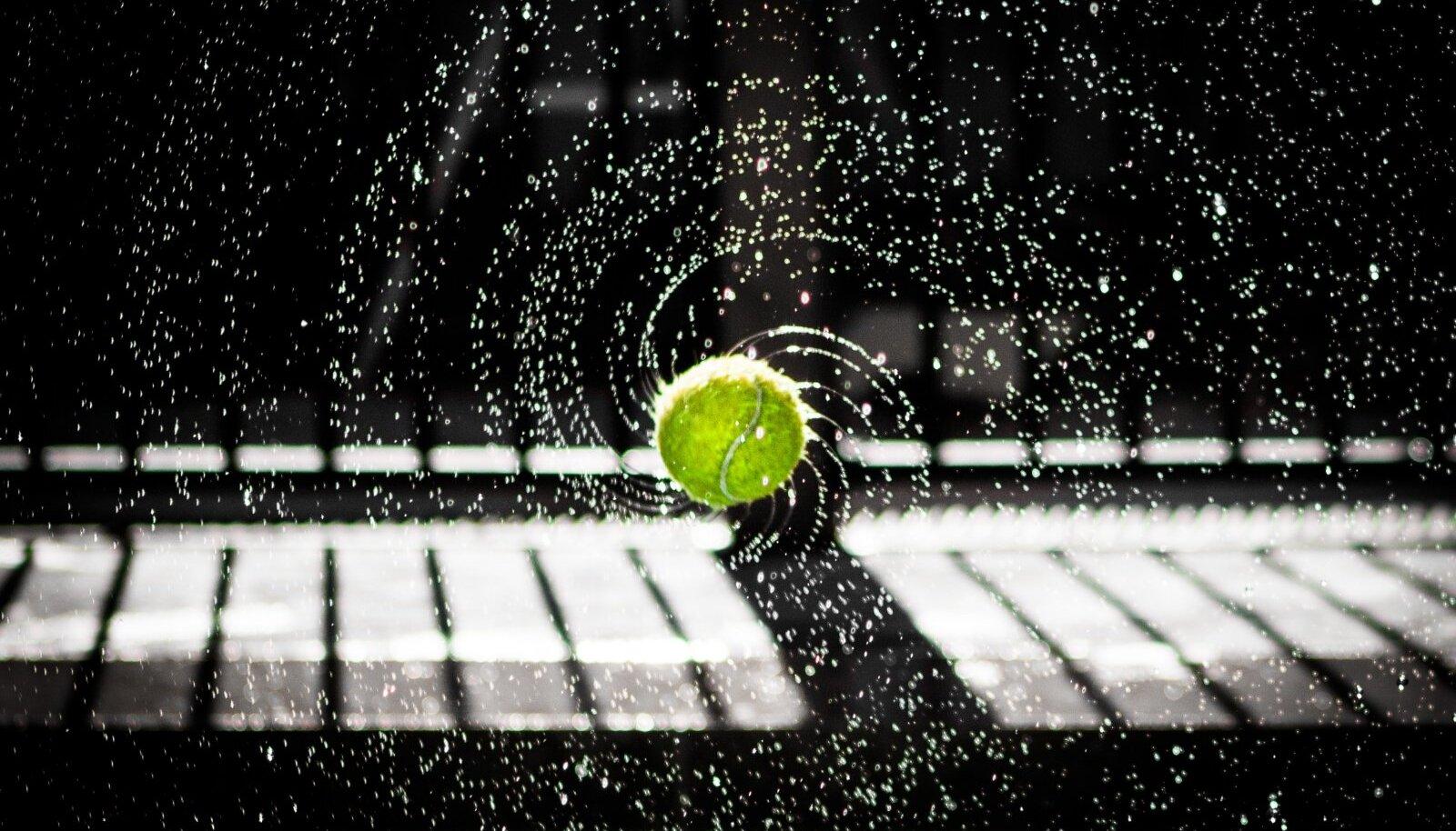 tennise pall