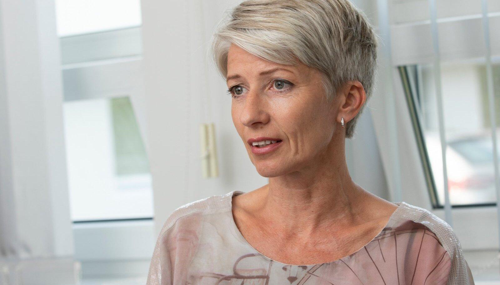 HKScan Estonia juhatuse esimeses Anne Mere