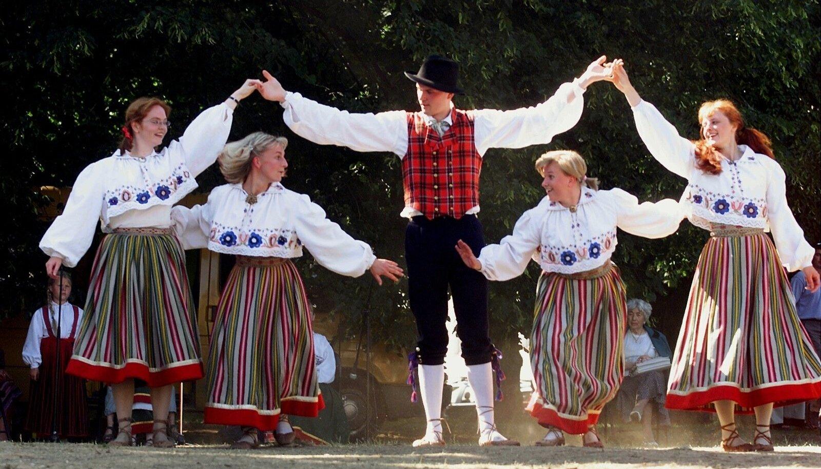 VANALINNA PÄEVAD 2002