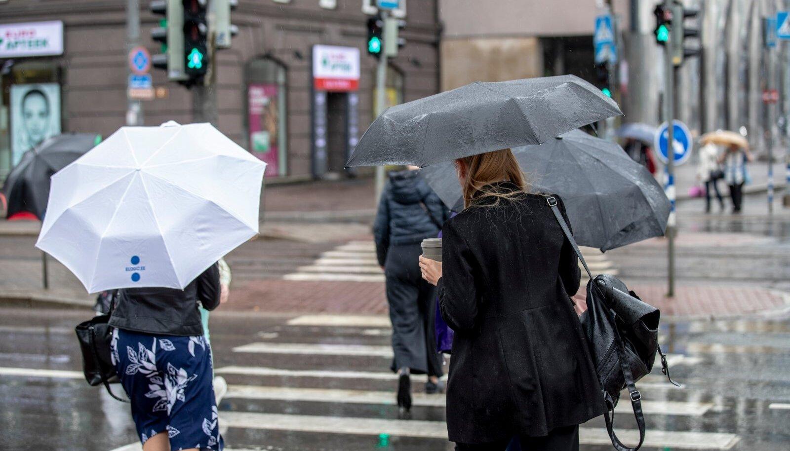 Кратковременные дожди - наше все