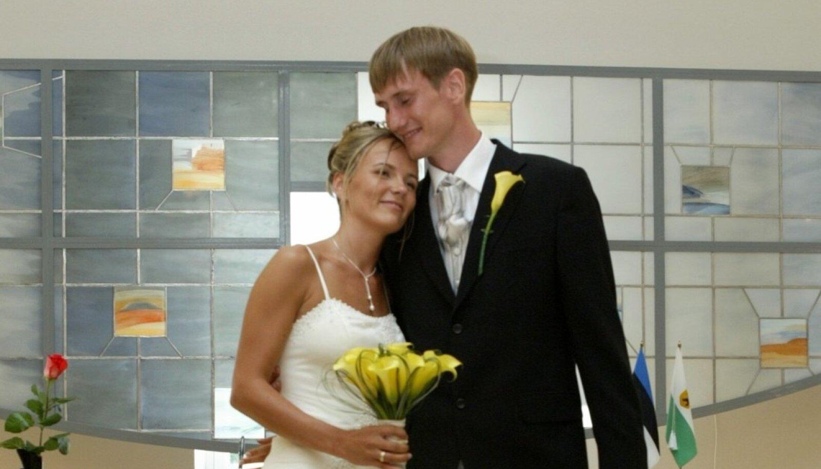 Raio ja Marje pulmad