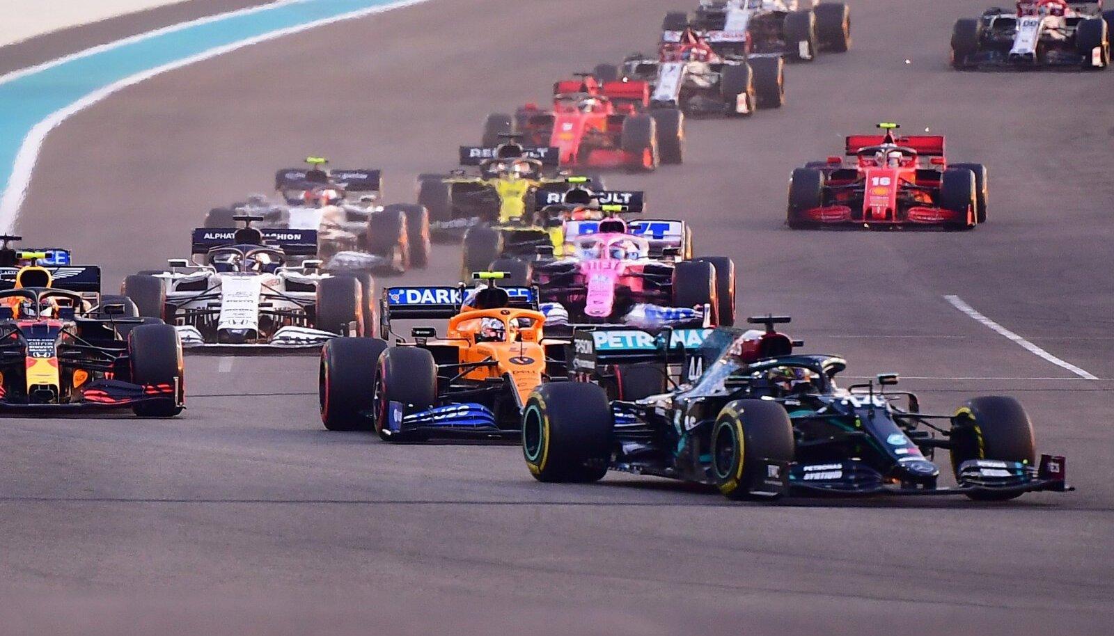 Juba tänavusest hooajast võivad F1 fännid näha nädalavahetusel kahte võidusõitu.