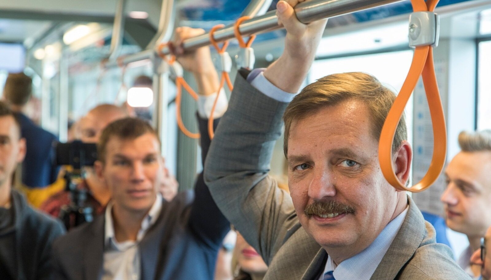 Ligi kolmandik küsitletutest eelistavad Tallinna linnapeana Taavi Aasa.
