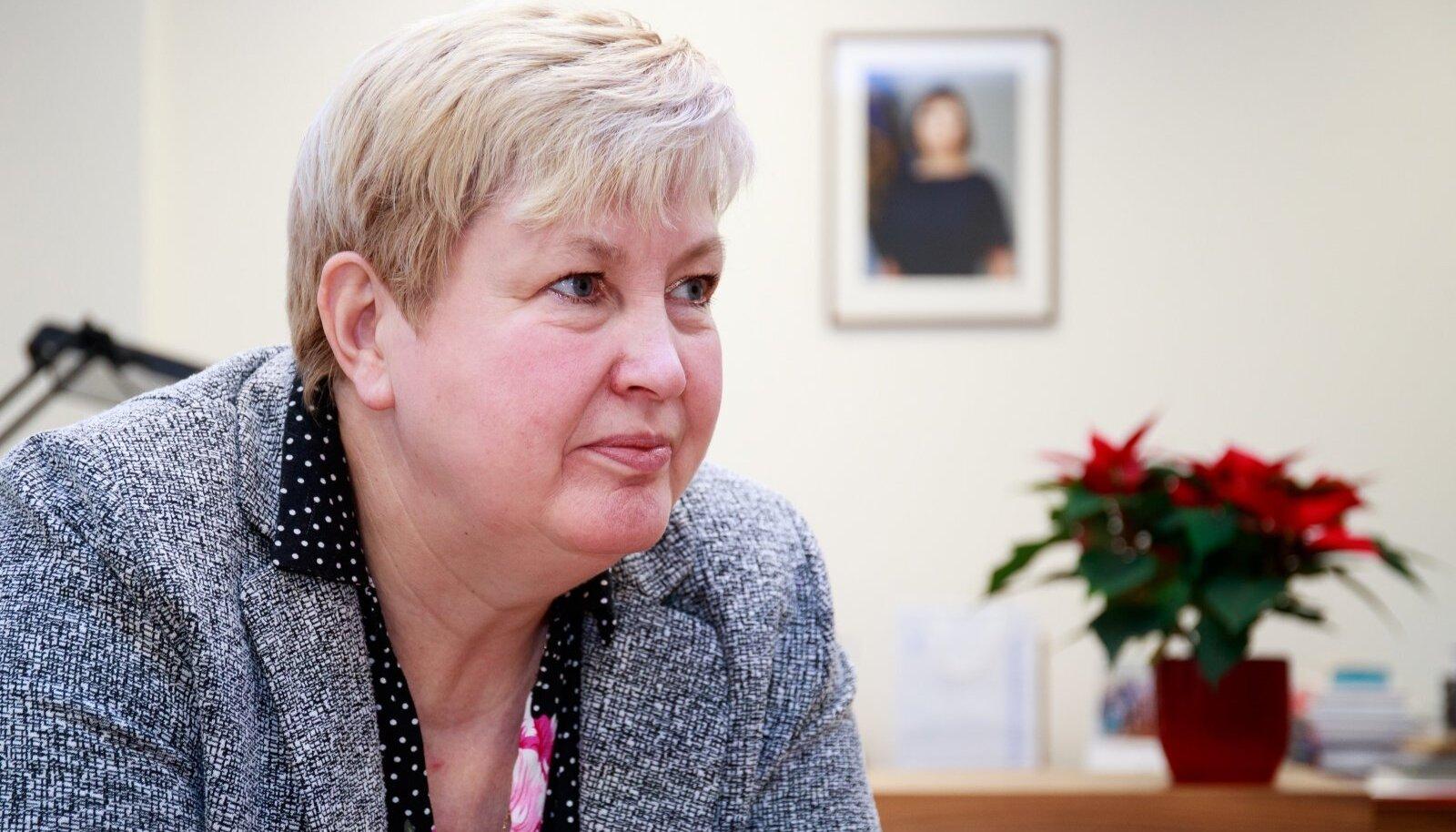 Marika Priske kinnitas, et ei kasutanud oma ametipositsiooni ega läinud nõukogu liikmena vaktsiini küsima.