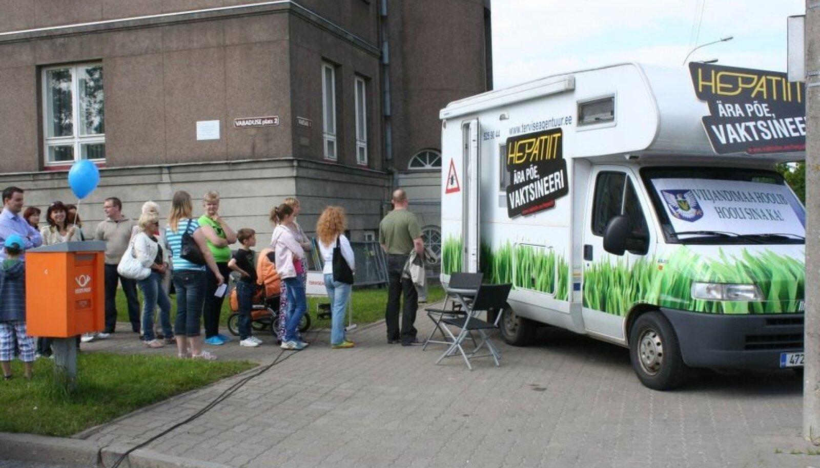Foto: Viljandi maavalitsus