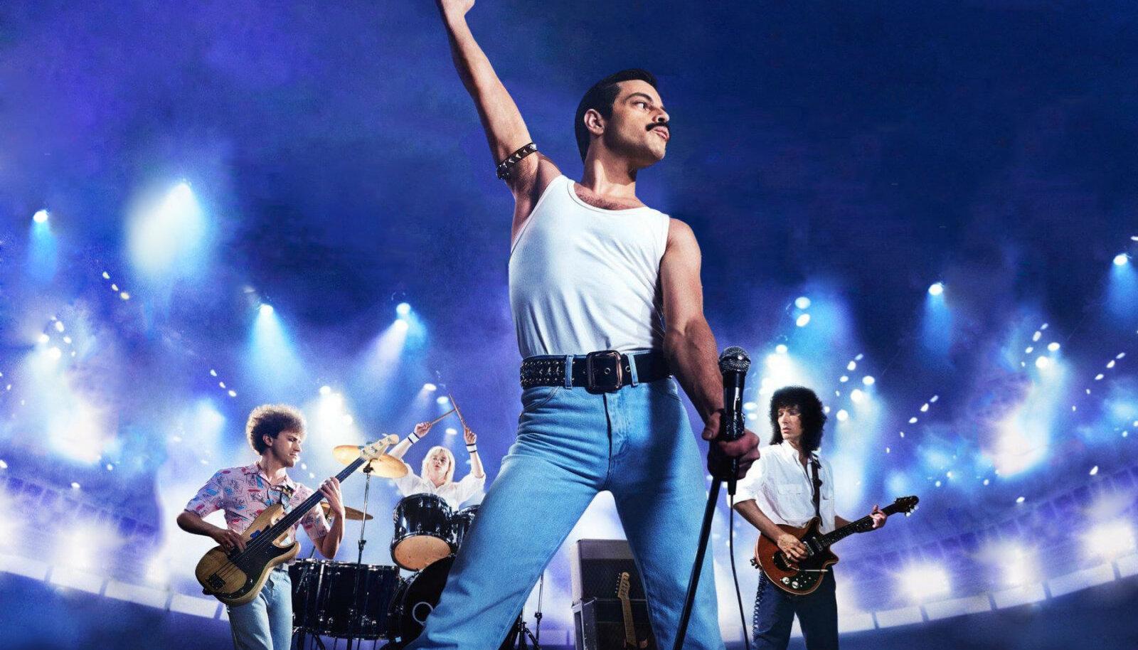 """Stseen filmist """"Bohemian Rhapsody"""""""