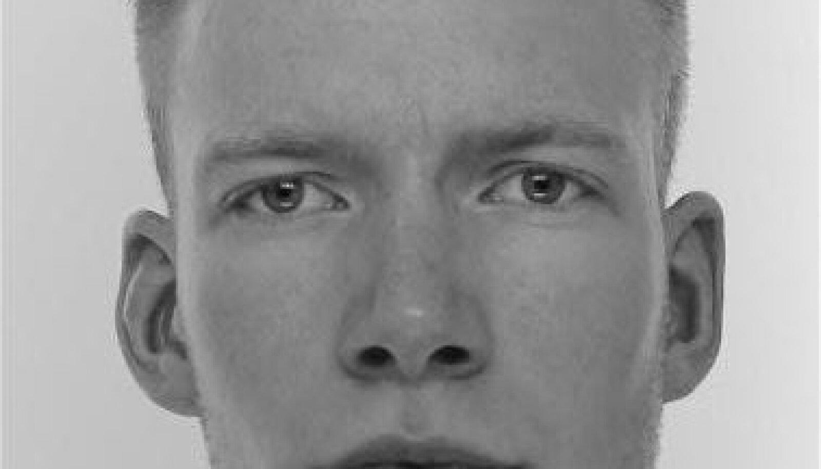 Kadunud 26-aastane Karel