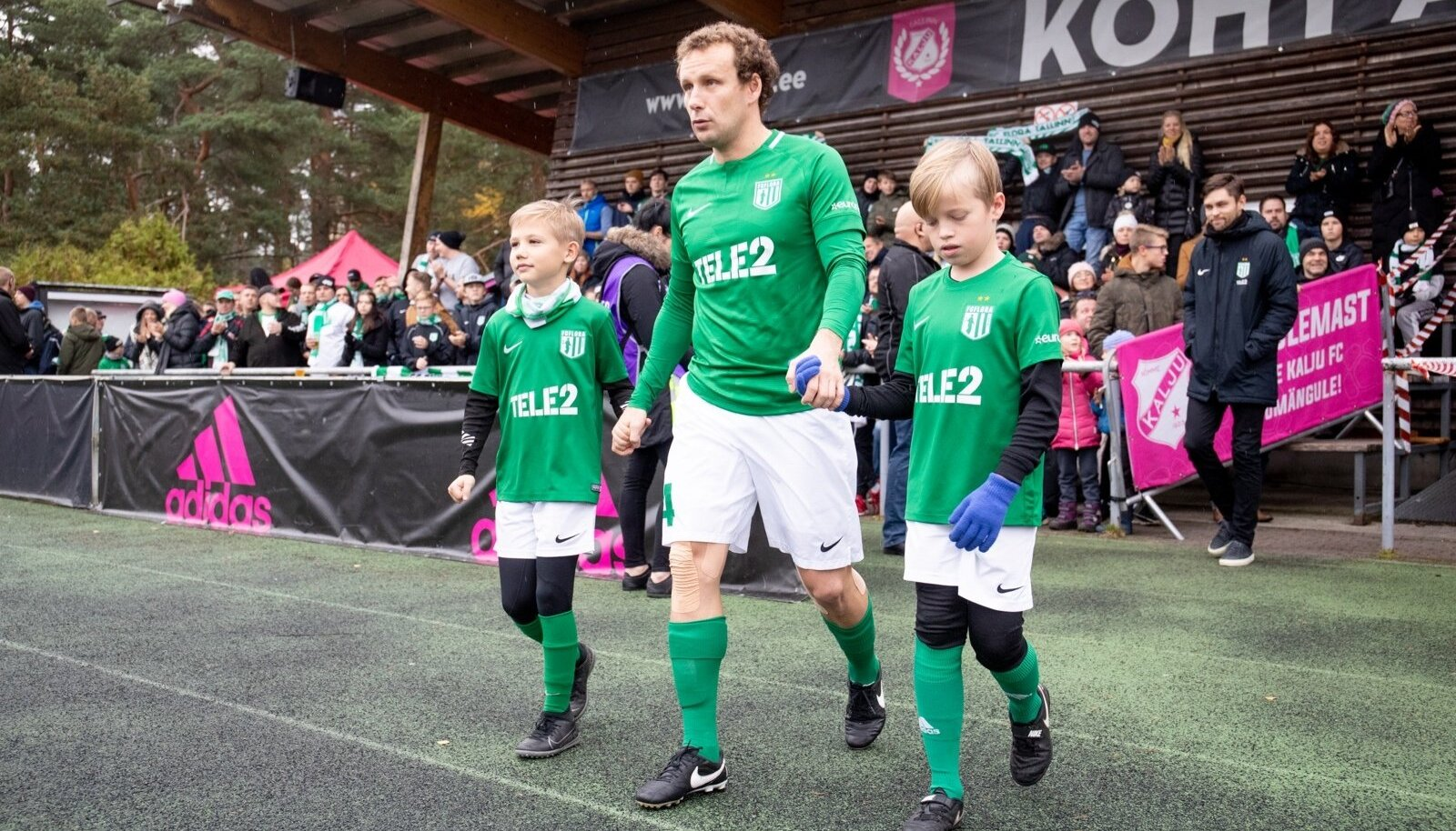 Kas Konstantin Vassiljev saab FC Flora mängijana tähistada meistritiitli võitmist?