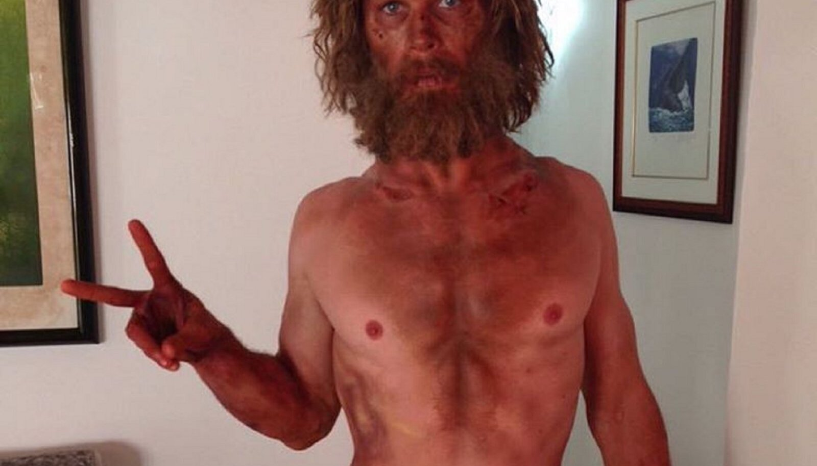 """Chris Hemsworth filmis """"In the Heart of the Sea"""""""