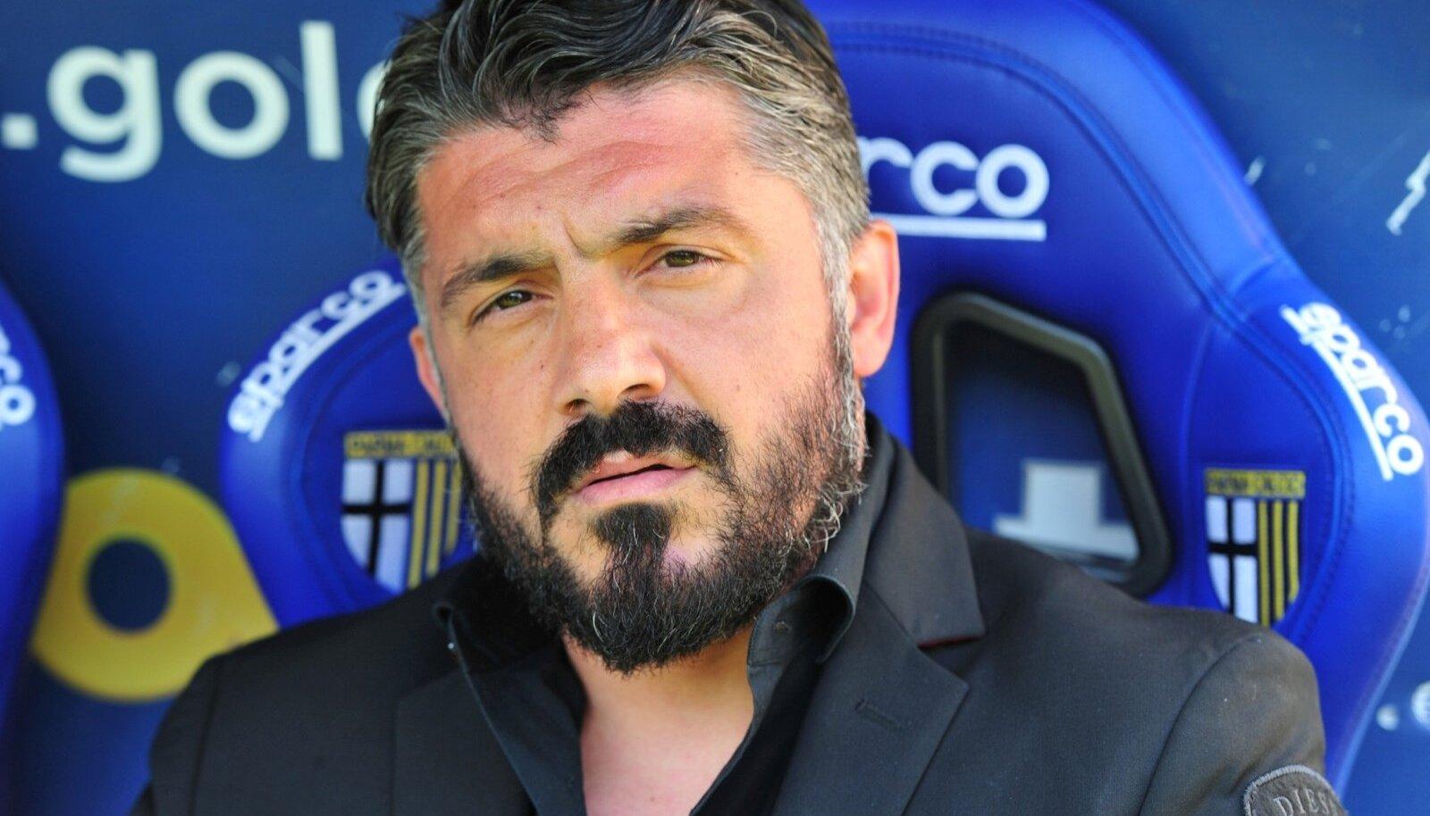 FILE PHOTO: Serie A - Parma v AC Milan