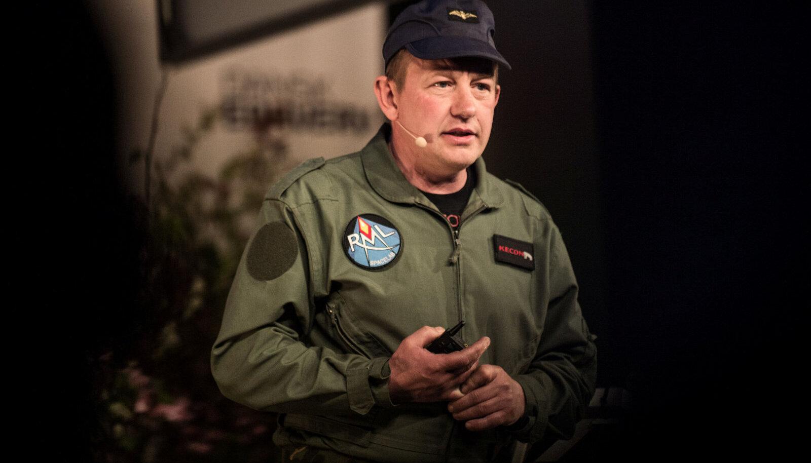 Peter Madsen 2017. aastal.