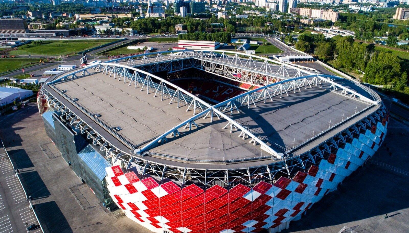 2018 FIFA World Cup venues: Spartak Stadium