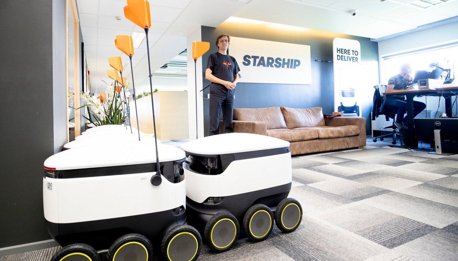 Starshipi kaasasutaja Ahti Heinla sõnul on uue tegevjuhi ülesandeks ettevõtte tüürimine läbi eesoleva kasvufaasi.