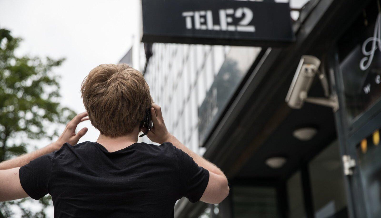 Tele2 klient