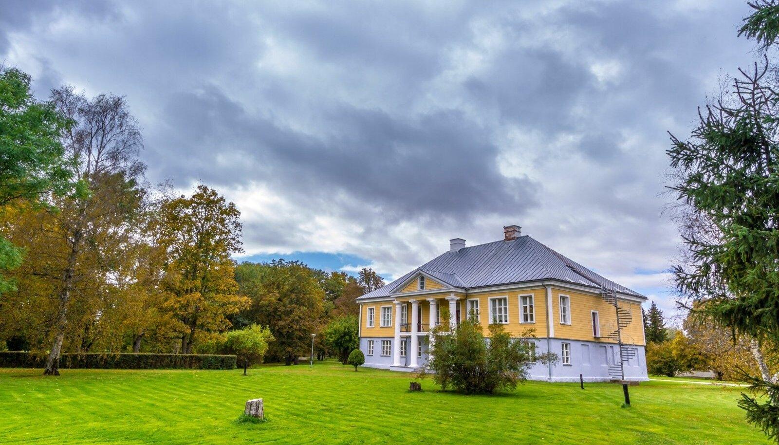 Matsalu rahvuspargi külastuskeskus Penijõel.