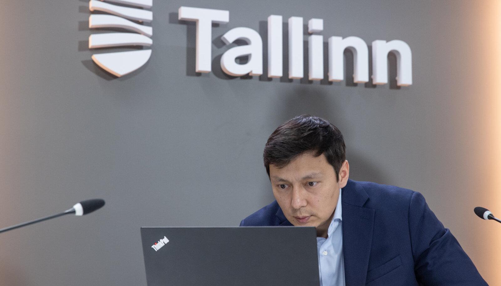Tallinna linnapea Mihhail Kõlvart