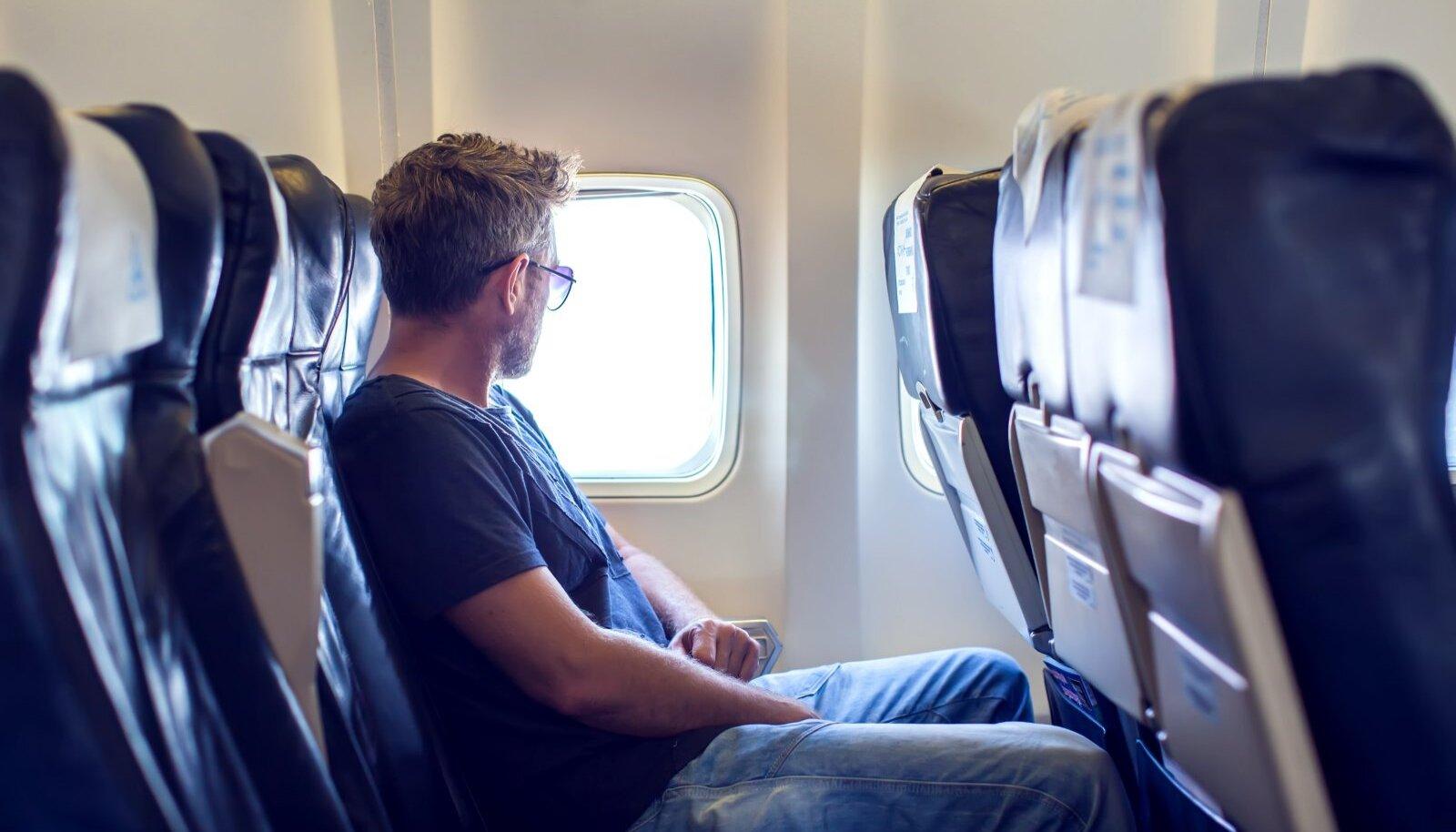 Lennureisile minnes peab arvestama mitmesuguste ootamatustega.