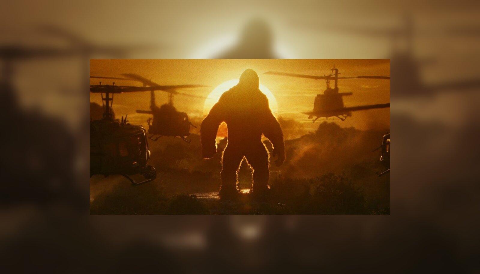 9bbc7036080 FILMIDE TIPP-10 EESTI KINODES: King Kongi tagasitulek