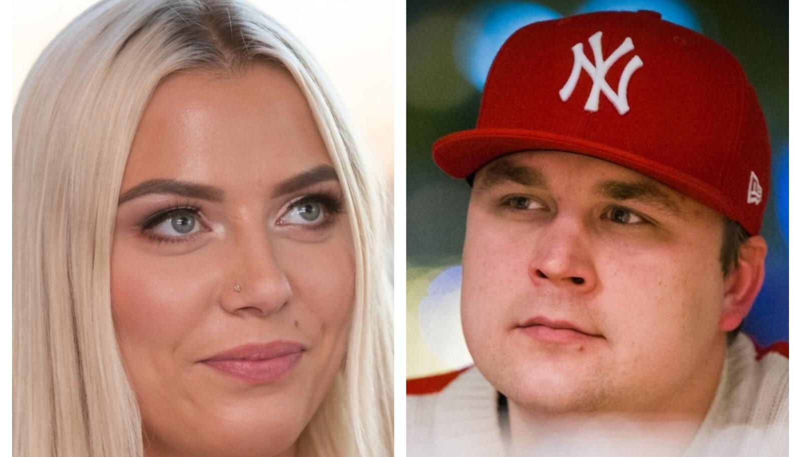 Hanna Pärtel ja Jaanus Saks
