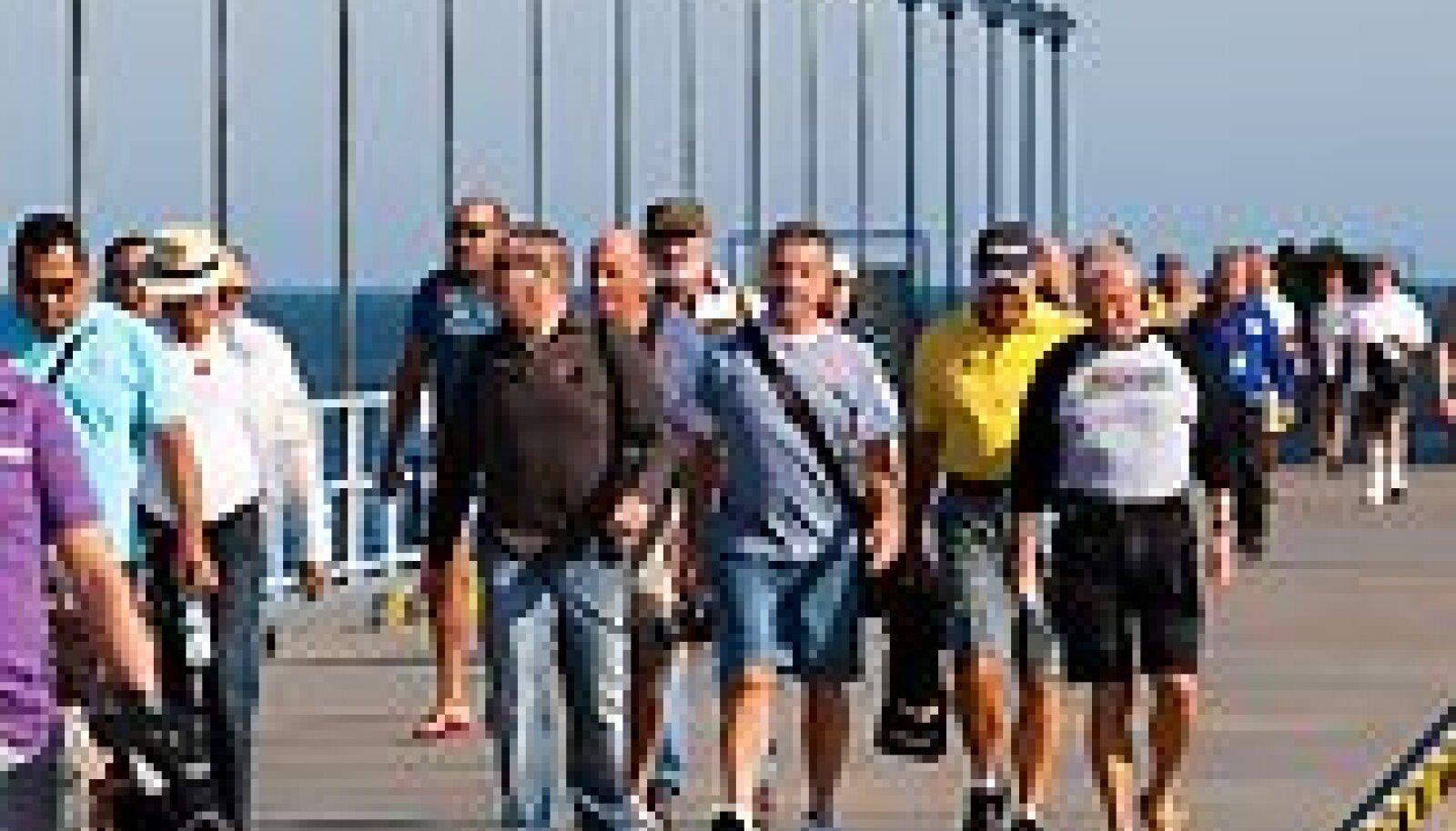 Homokruiis Summer Grand Baltic Cruise.