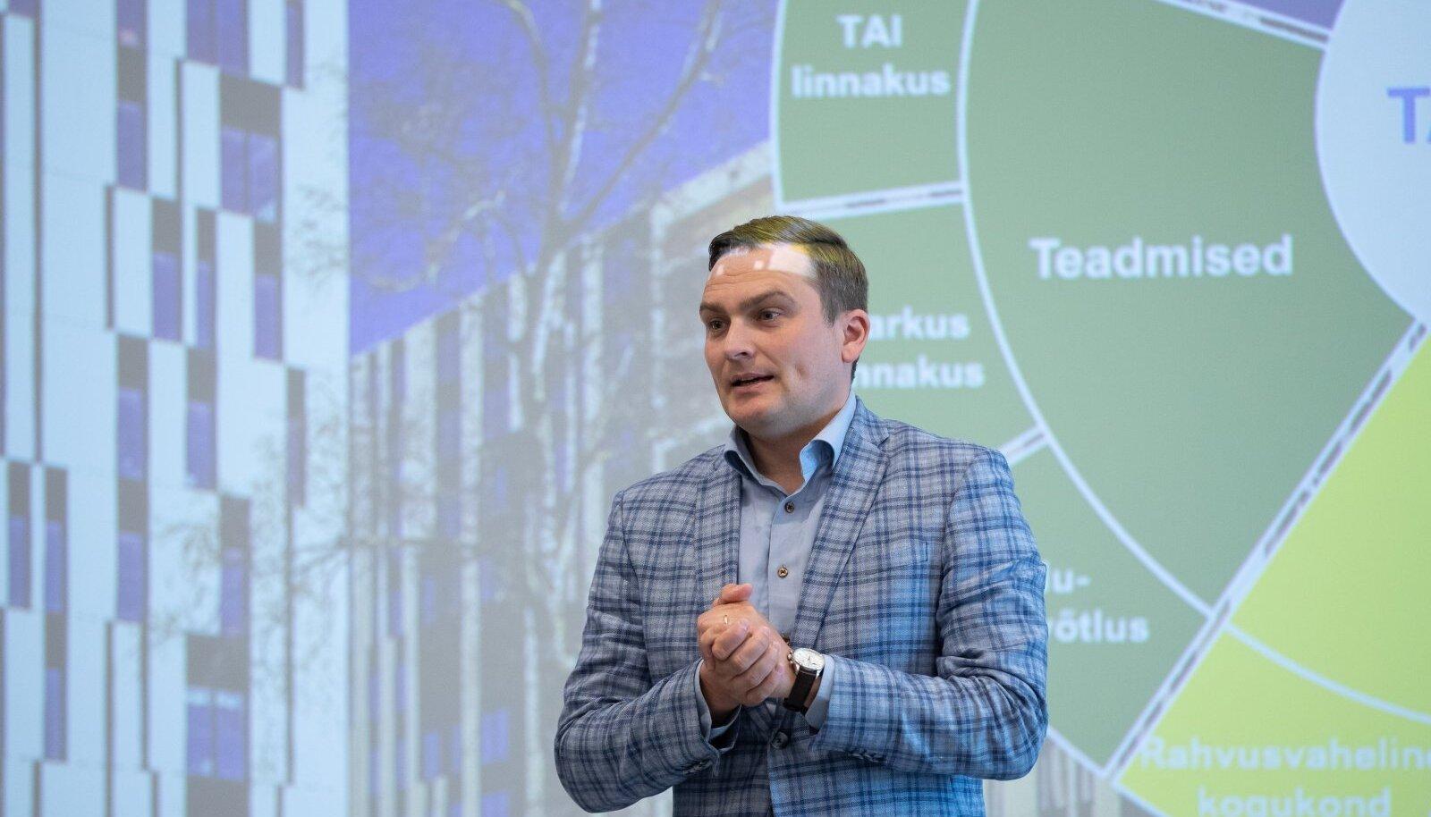 Tallinn, 09.06.2020. Ülemiste City uuringu tutvustus.