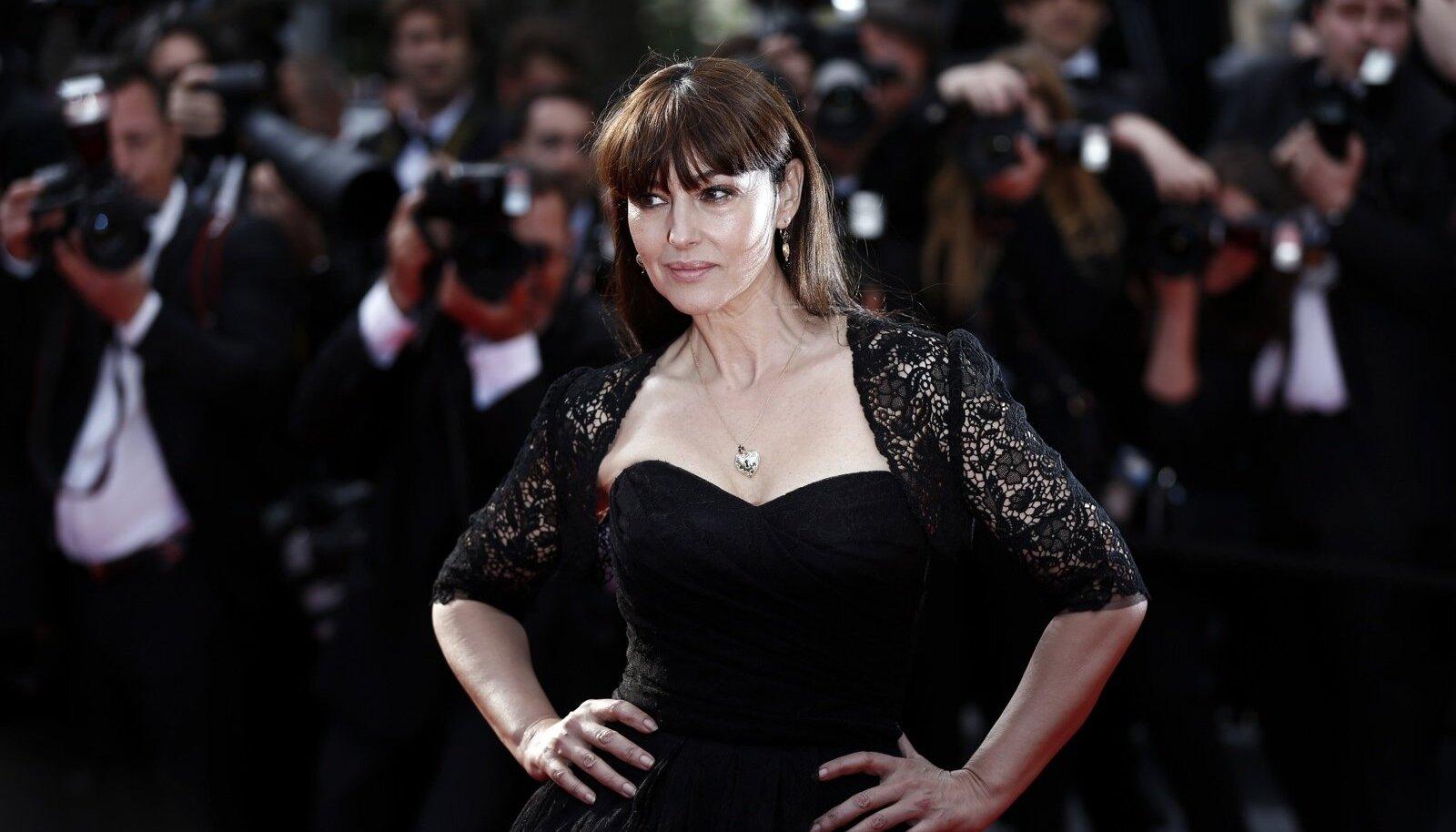 """""""ITALIAN BEAUTY"""": 51aastane Monica Bellucci alustas karjääri modellina ja sööbis kinokülastajate mällu peaosaga filmis """"Malèna"""" (2000)."""