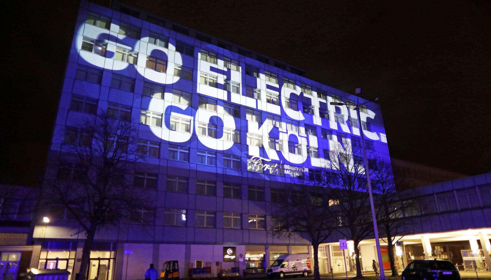 Fordi Euroopa peakorter Kölnis