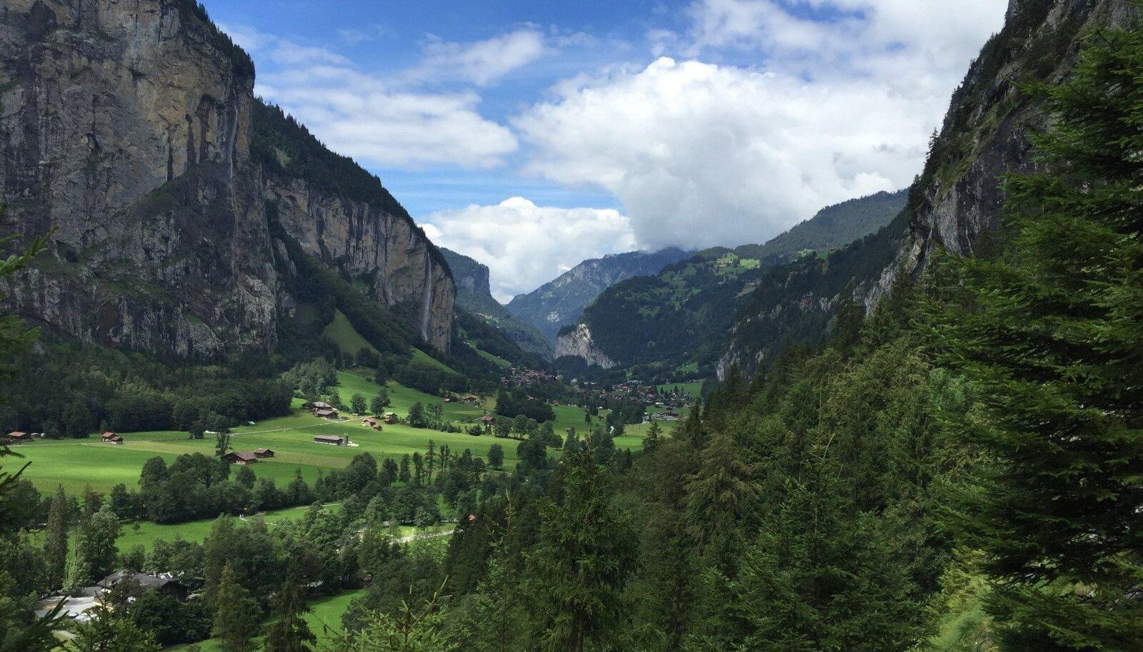 Šveitsi mäestik