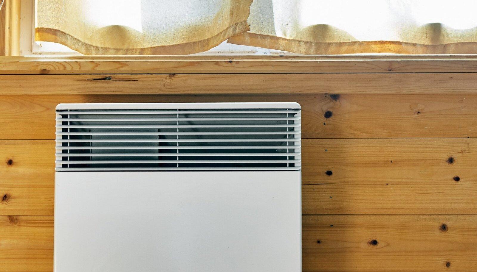 Elektrilist küttekeha valides tuleb arvestada ka akende arvuga ruumis.