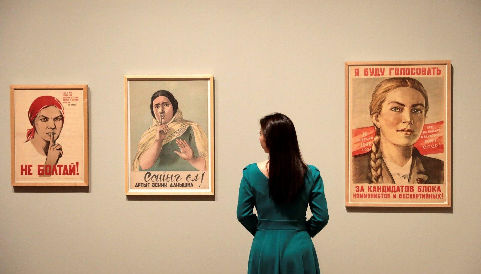 Nõukogude propagandanäitus Londonis