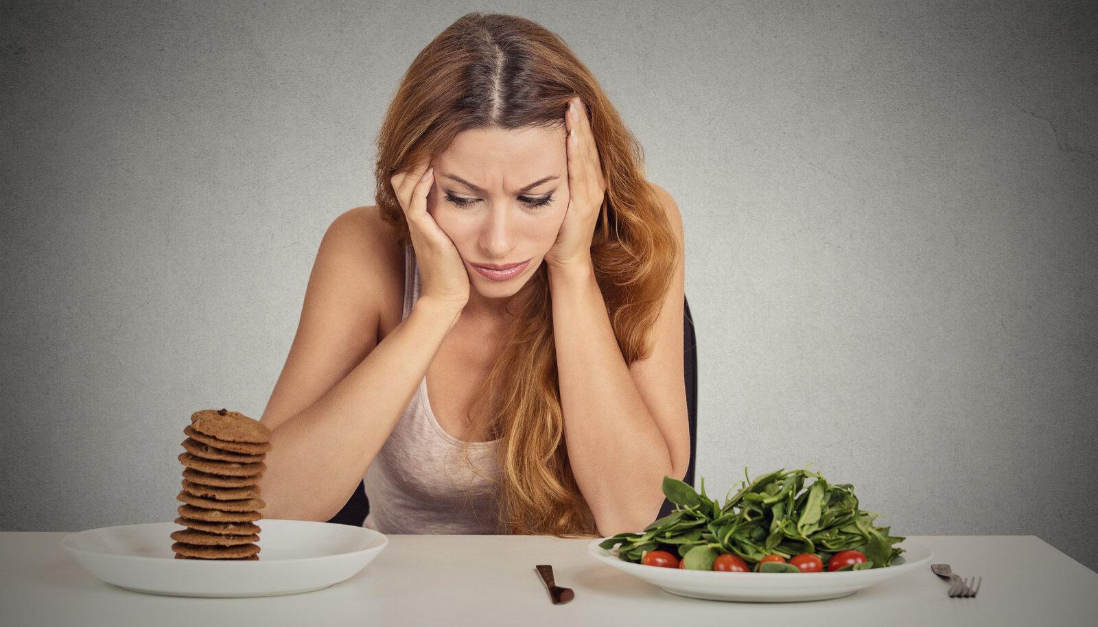 Toitumine ja depressioon on omavahel seotud