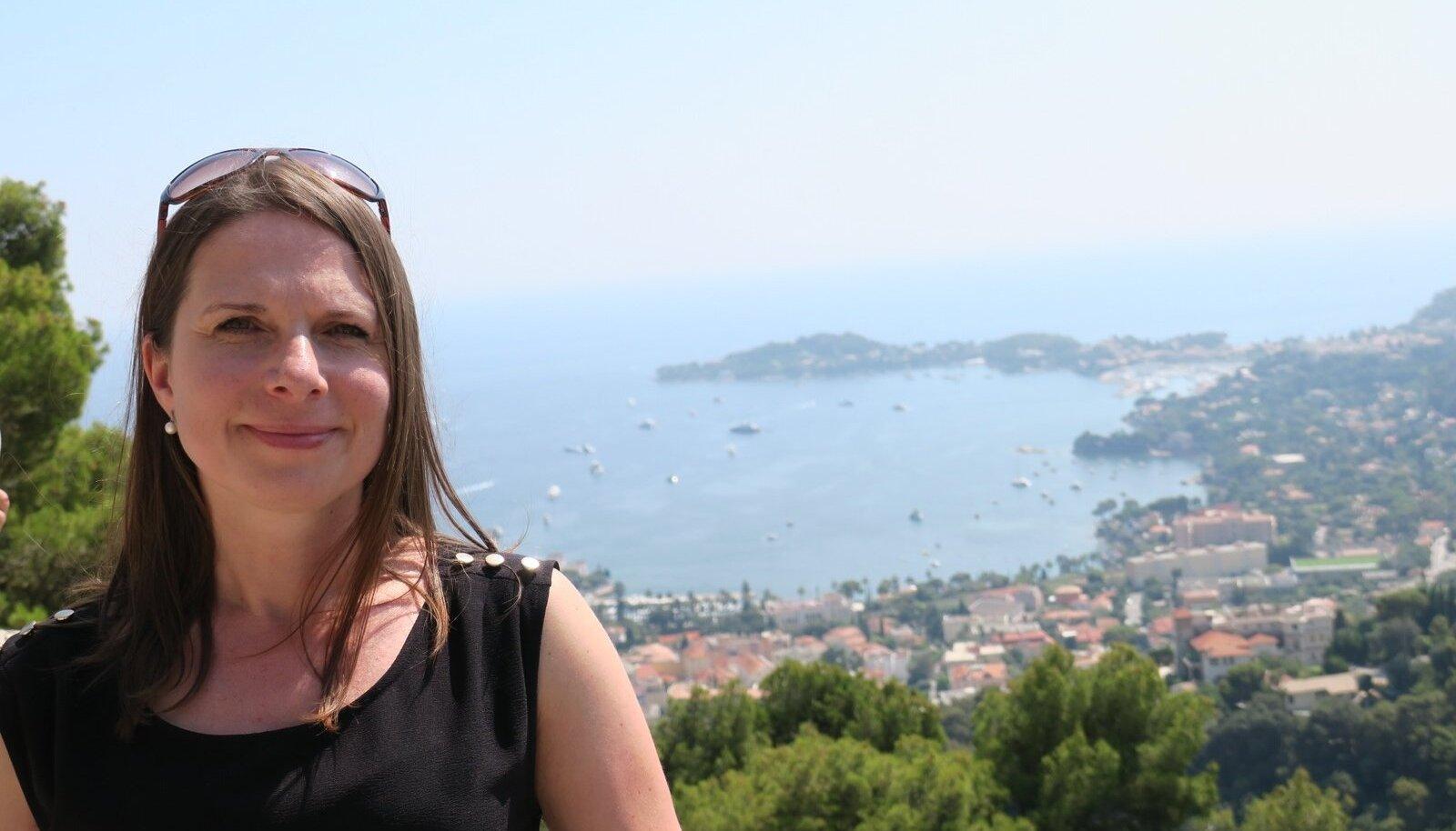 Visit Estonia toetuste koordinaator Jane Jakobson .