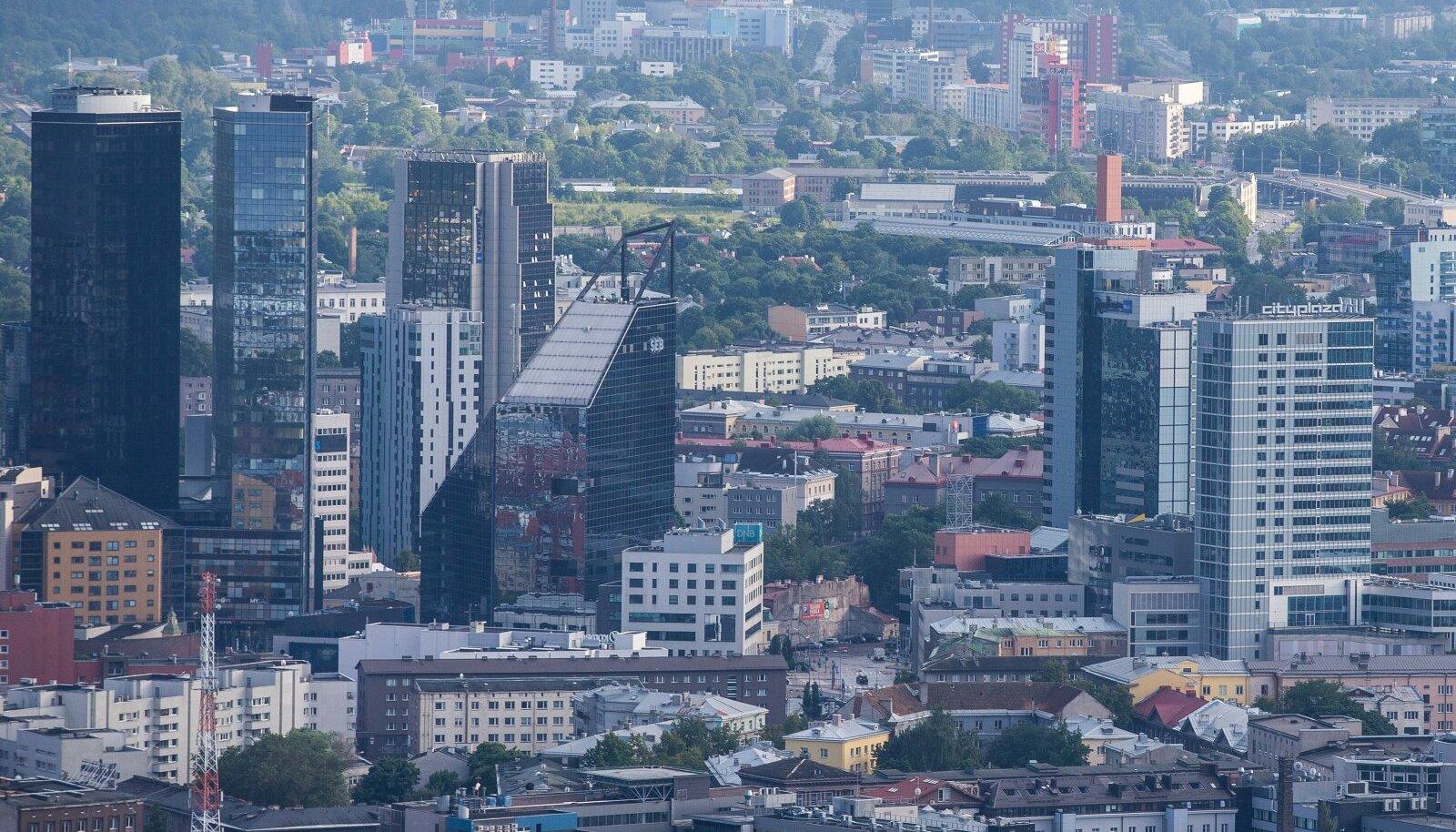 Tallinn õhust
