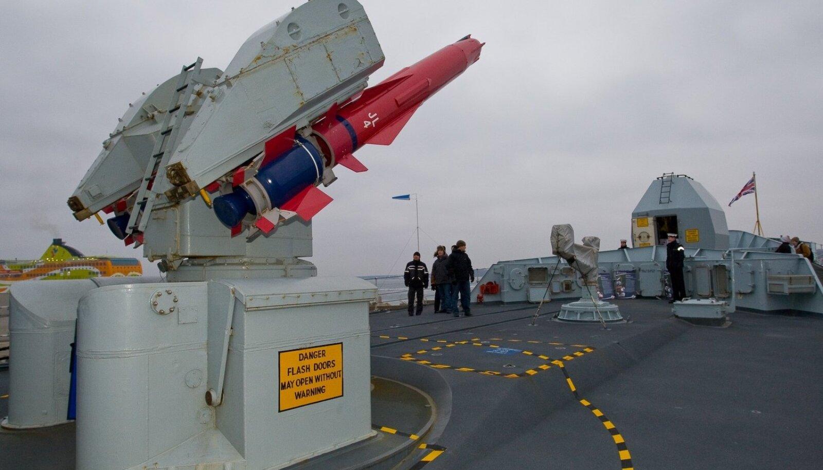 Radaritele tugineb ka liitlaste õhutõrje
