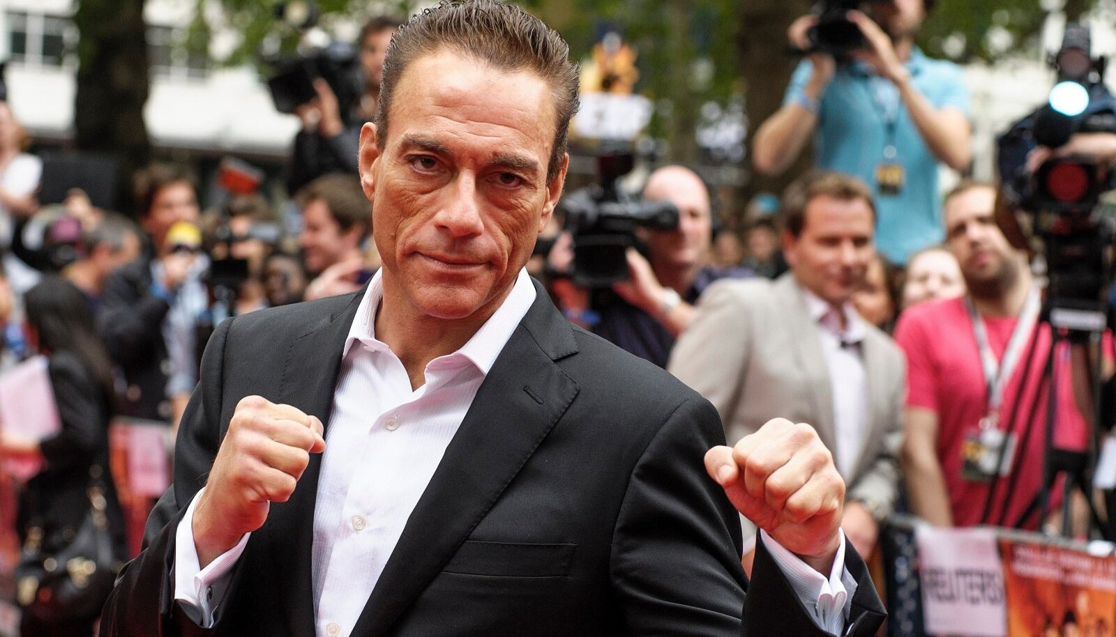 TEENIB RUSIKATEGA MILJONEID Jean-Claude Van Damme.