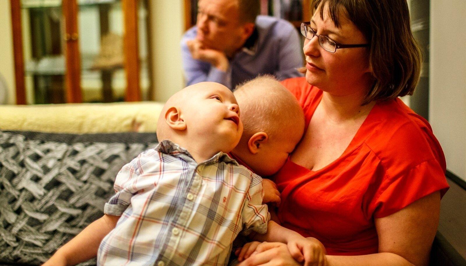 Leukeemiahaiged lapsed peres