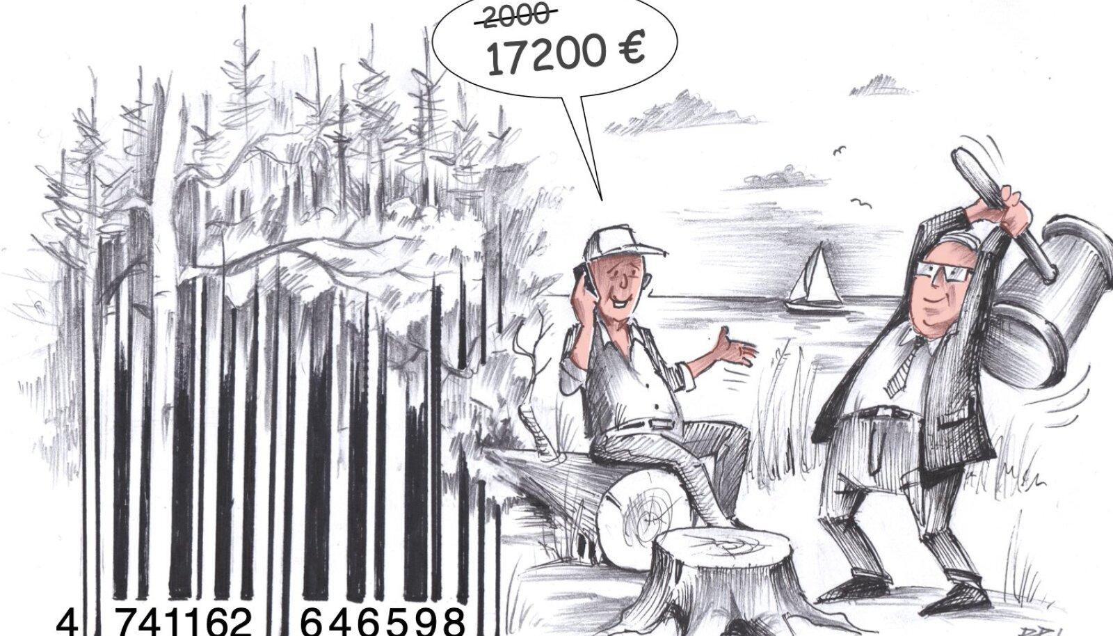 Timber.ee oksjonikeskkond
