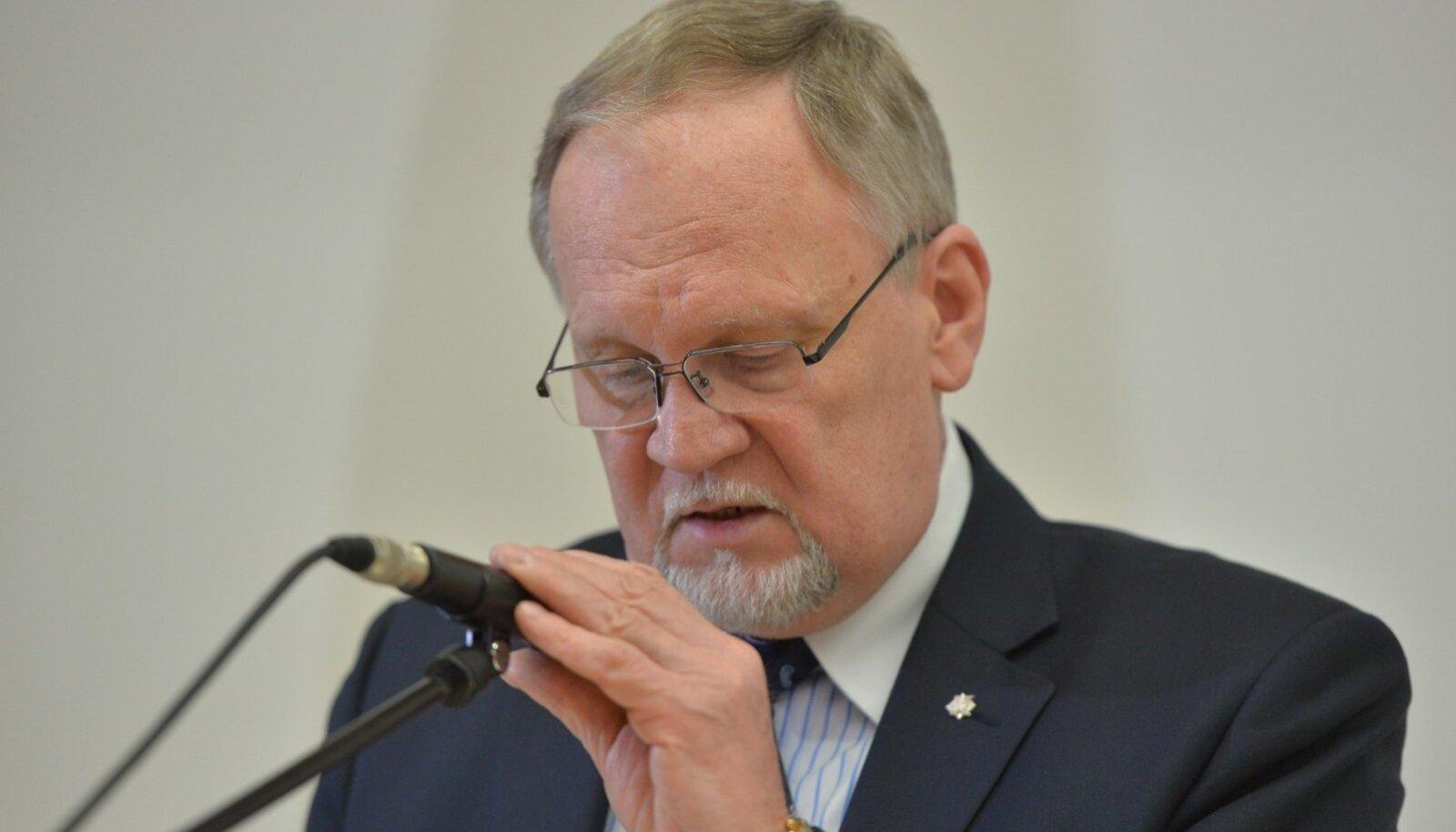 Kalev Kallo siirdub riigikogust Tallinna volikokku