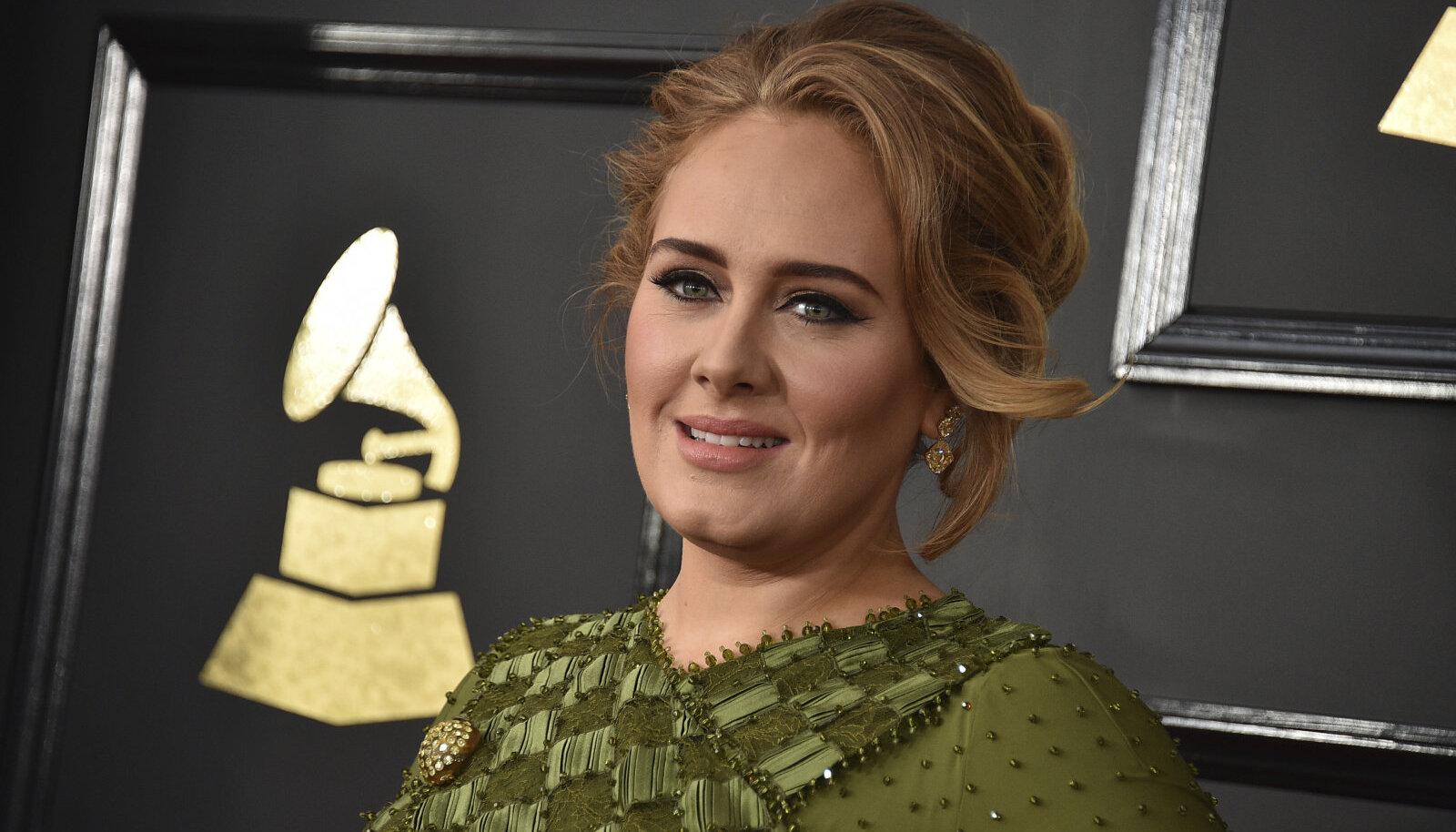 Adele, 2017