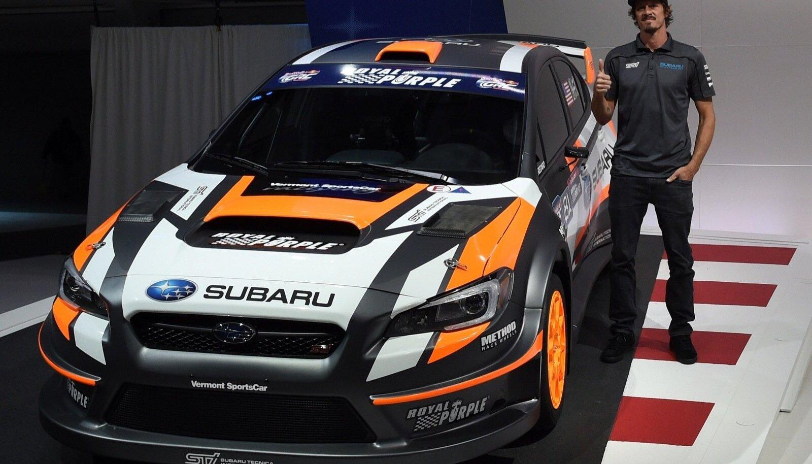 Kas Subaru tuleb tõesti tagasi ralli MM-sarja?