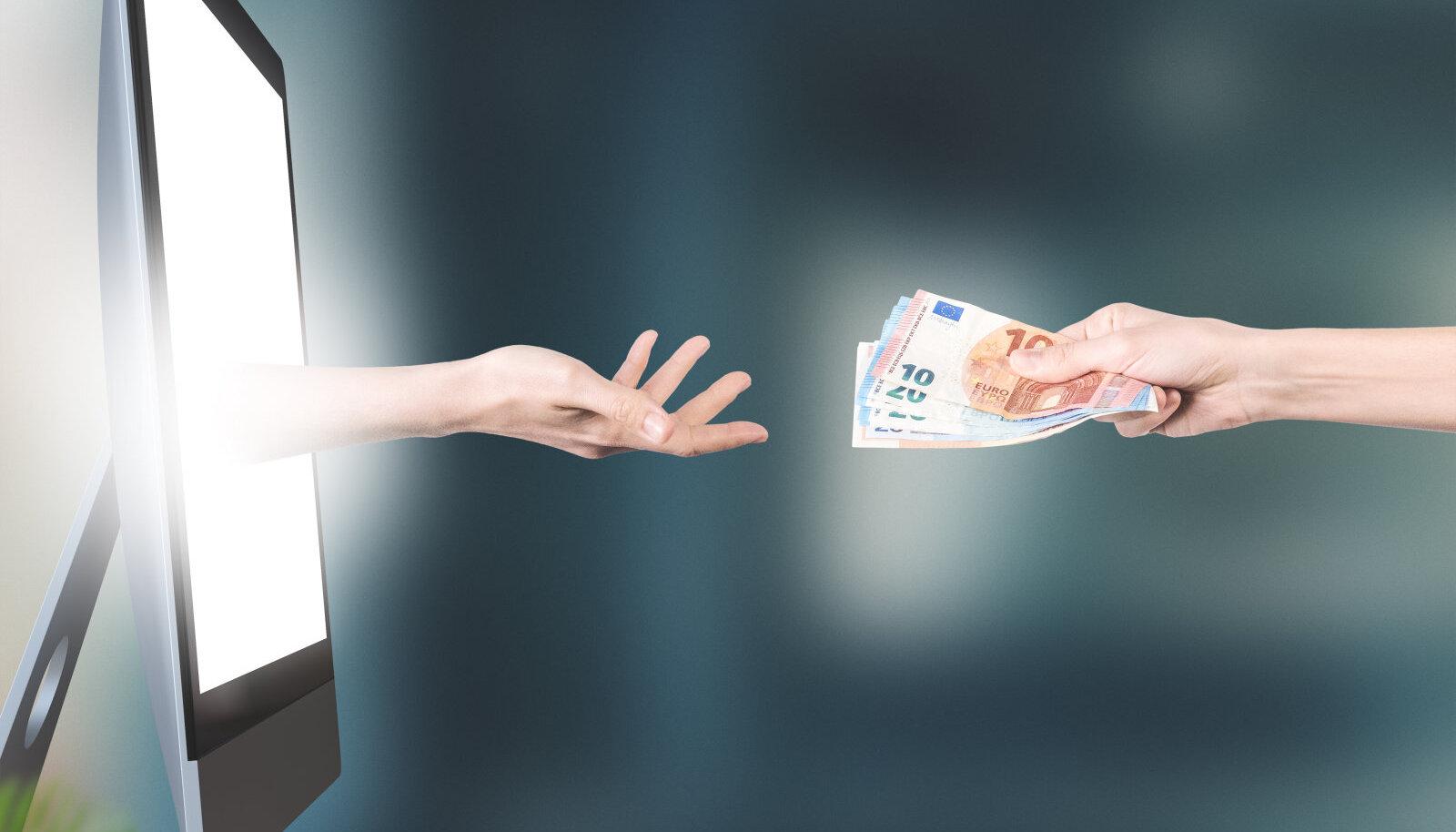 Mees tegi kaardimakseid krüptoraha vahendusfirma Binance kaudu kogusummas 10 470 eurot
